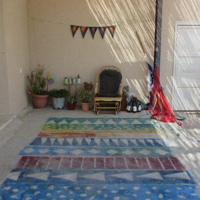 שטיח ספריי